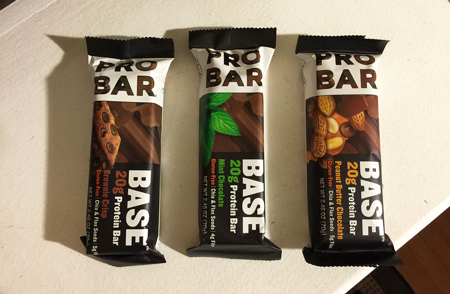Probar Base Protein Bar