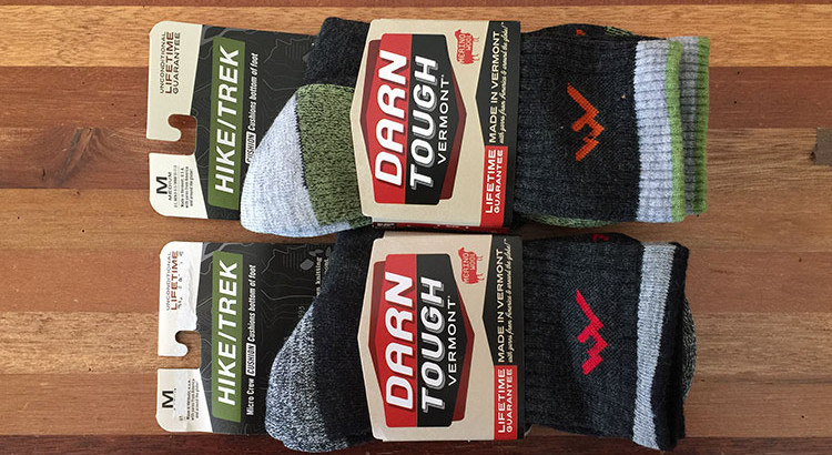 Darn Tough Socks: Merino Wool