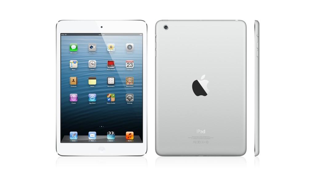 iPad mini 2 with retina dispaly