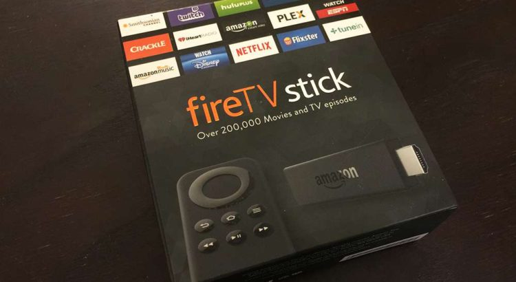Fire TV Stick Box