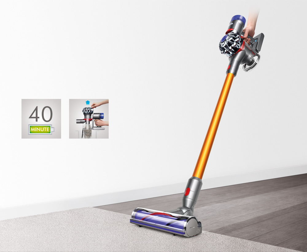 an epic review of the dyson v6 trigger a supercharged. Black Bedroom Furniture Sets. Home Design Ideas
