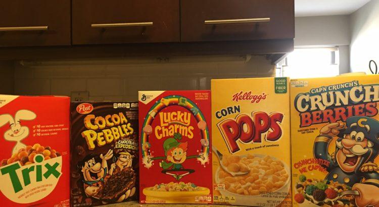 Childhood Cereals